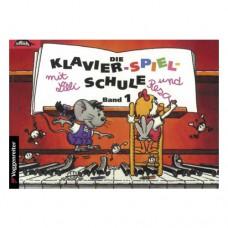 Margret Feils - Die Klavier-Spiel-Schule 1, 88 Seiten, VR218
