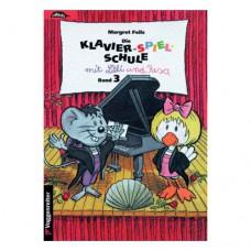Margret Feils - Die Klavier-Spiel-Schule Band 3, Harmonielehre, 90 Seiten, VR220