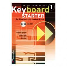 Bessler/Opgenoorth - Keyboard-STARTER 1, (Beginner) 92 Seiten