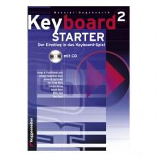 Bessler/Opgenoorth - Keyboard-STARTER 2 (Vertiefung), 88 Seiten
