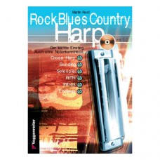 Martin Rost - Rock Blues Country Harp-SET