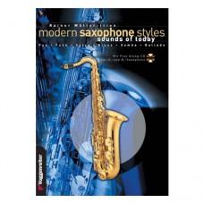 Rainer Müller-Irion - Modern Saxophone Styles