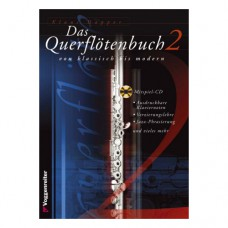 Klaus Dapper - Das Querflötenbuch 2 (Fortsetzung), 176 Seiten