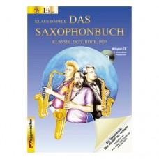 Klaus Dapper - Das Saxophonbuch, in Tonart Eb (es)