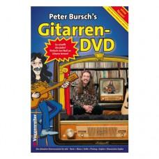 Peter Burschs Gitarren-DVD