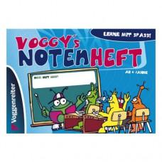 Voggys Notenheft