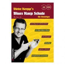 Dieter Kropps Blues Harp Schule