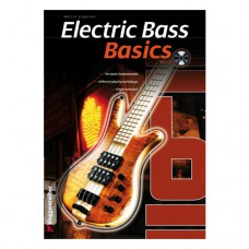 Martin Engelien -Electric Bass Basics, english version, CD included, VR676