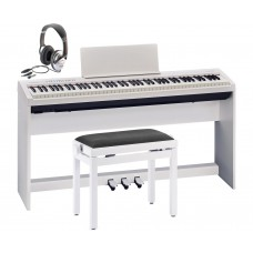 Roland Stagepiano FP-30 WH Komlettset