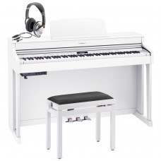 Roland SuperNatural-Piano HP603-WH Set