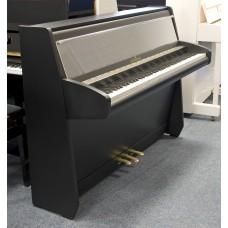 Schimmel Klavier gebraucht, schwarz, mit Garantie