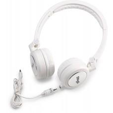 Stereo Kopfhörer weiss