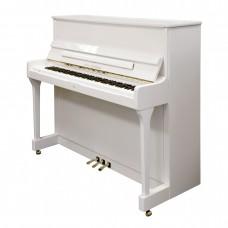 Wilhelm Steinberg Klavier S125 weiss Hochglanz