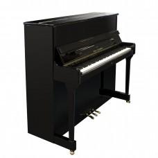 Wilhelm Steinberg Klavier S125 schwarz Hochglanz