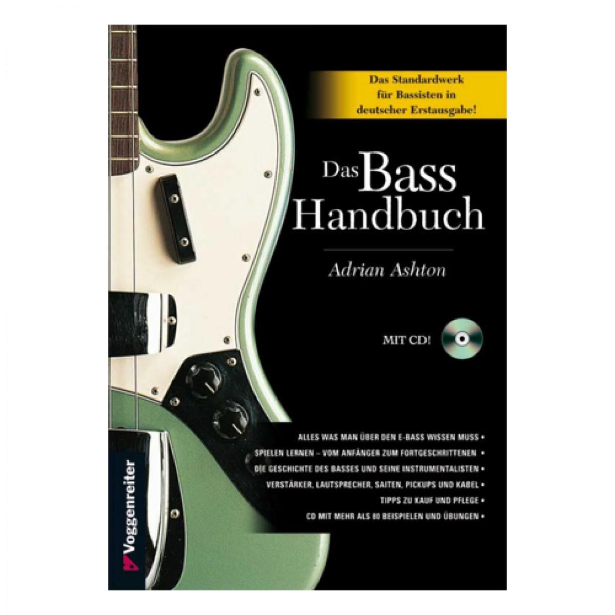 Gitarrenschule Bassgitarre