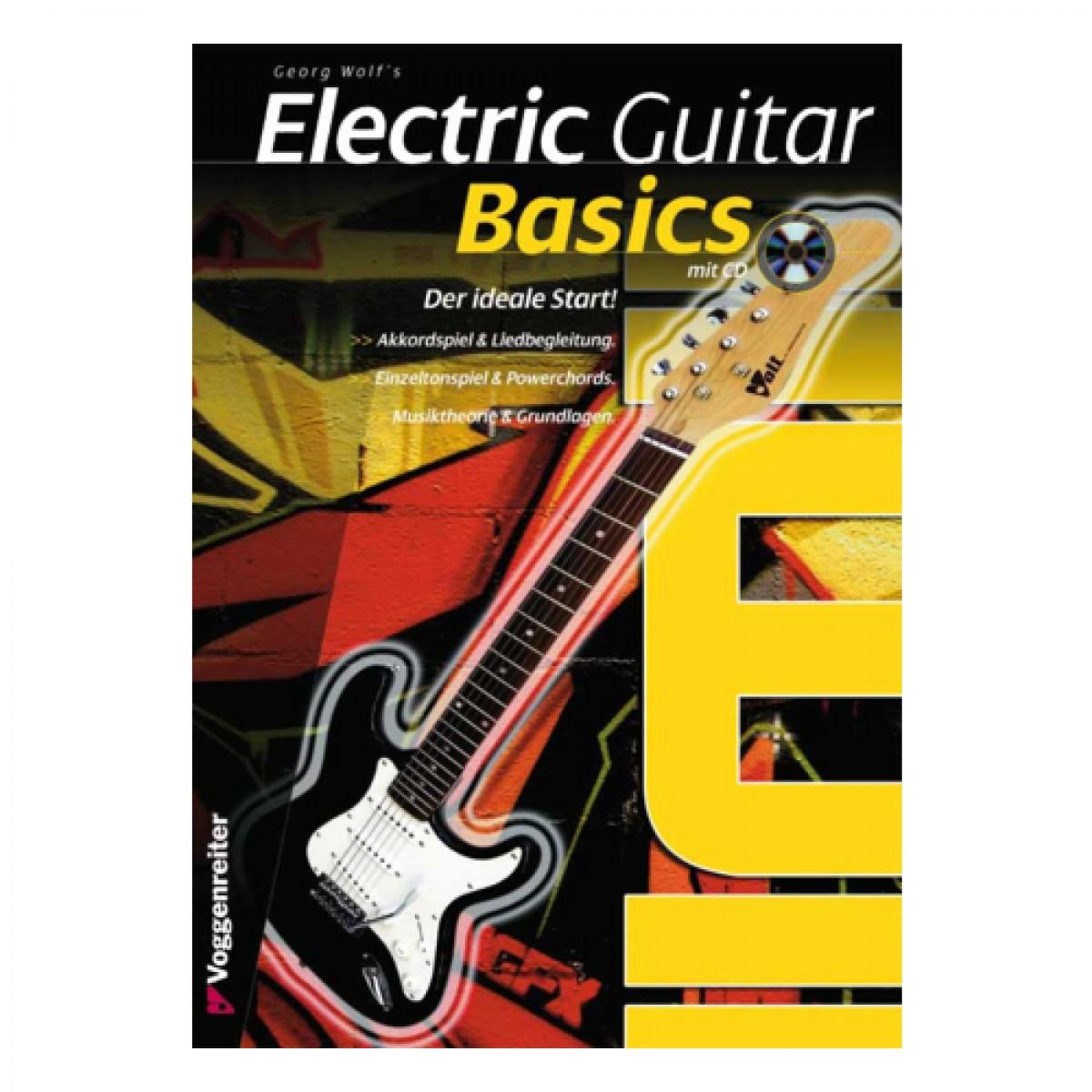 Gitarrenschule E-Gitarre