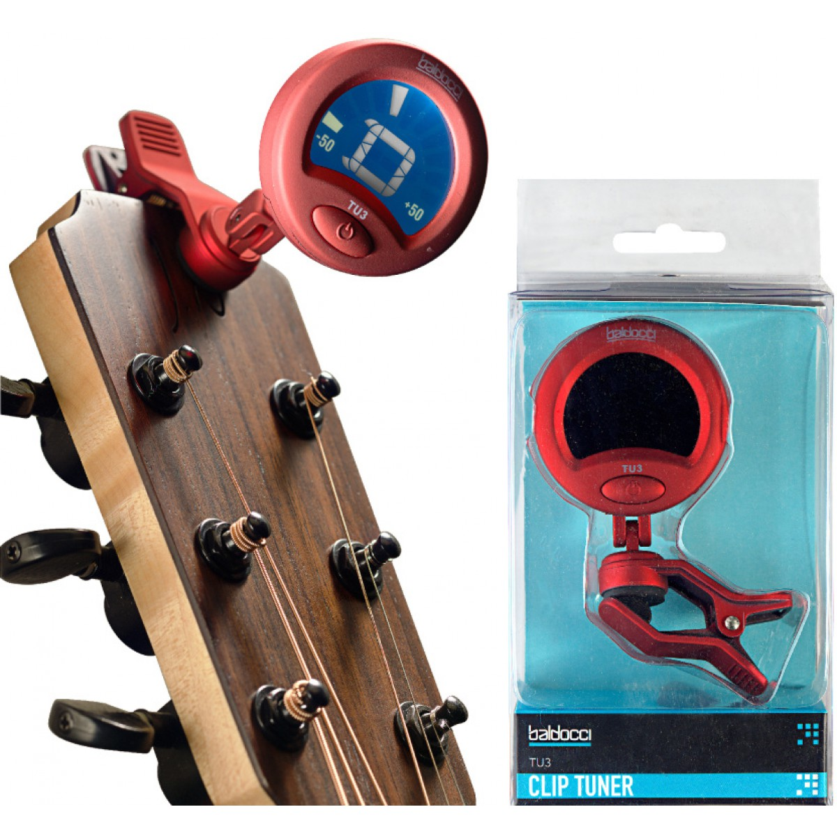 Gitarrenstimmgeräte