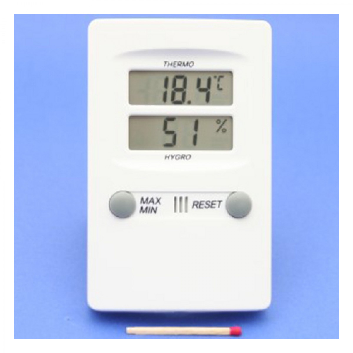 Hygrometer & Thermometer