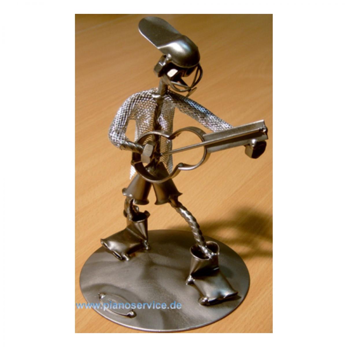 Metallskulpturen