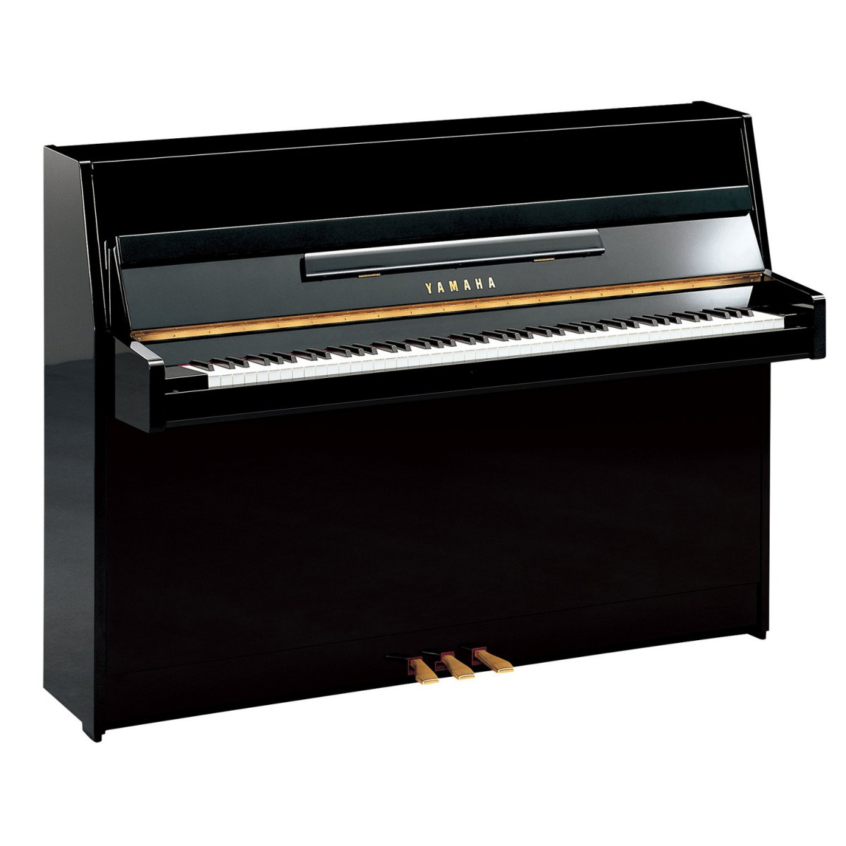 Yamaha B1 Klavier, schwarz