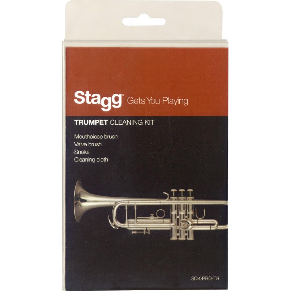 Reinigungsset für Trompete