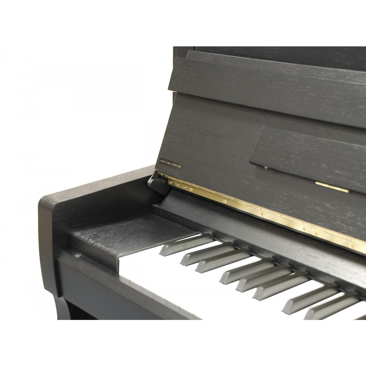 Kawai Klavier schwarz matt, K200/E200