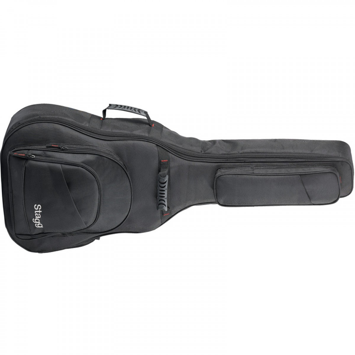 Gigbag für Westerngitarre 4//4 mit 25 mm Polsterung Tasche