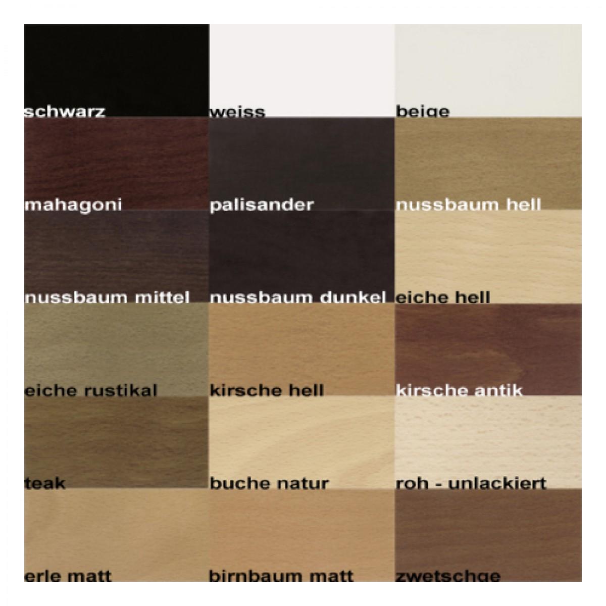 Farbmuster Burghardt Holz