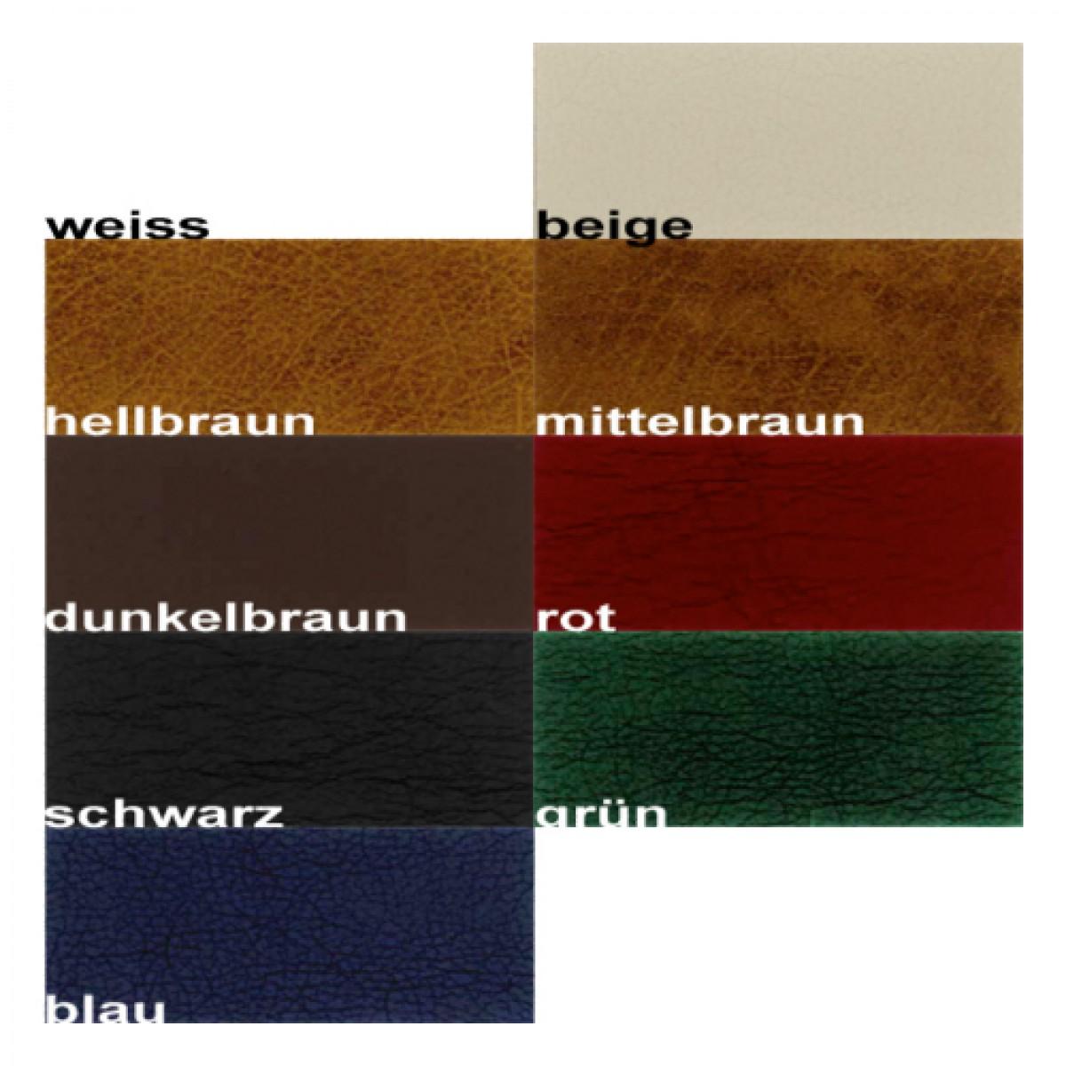 Farbmuster Burghardt Leder