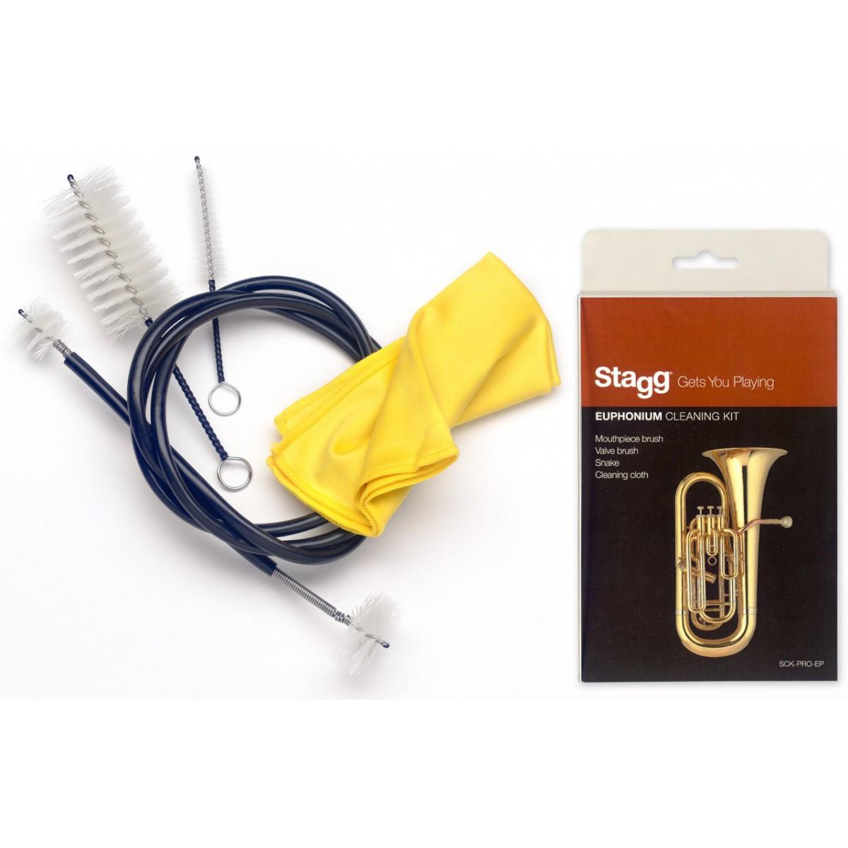 Reinigungsset für Tuba