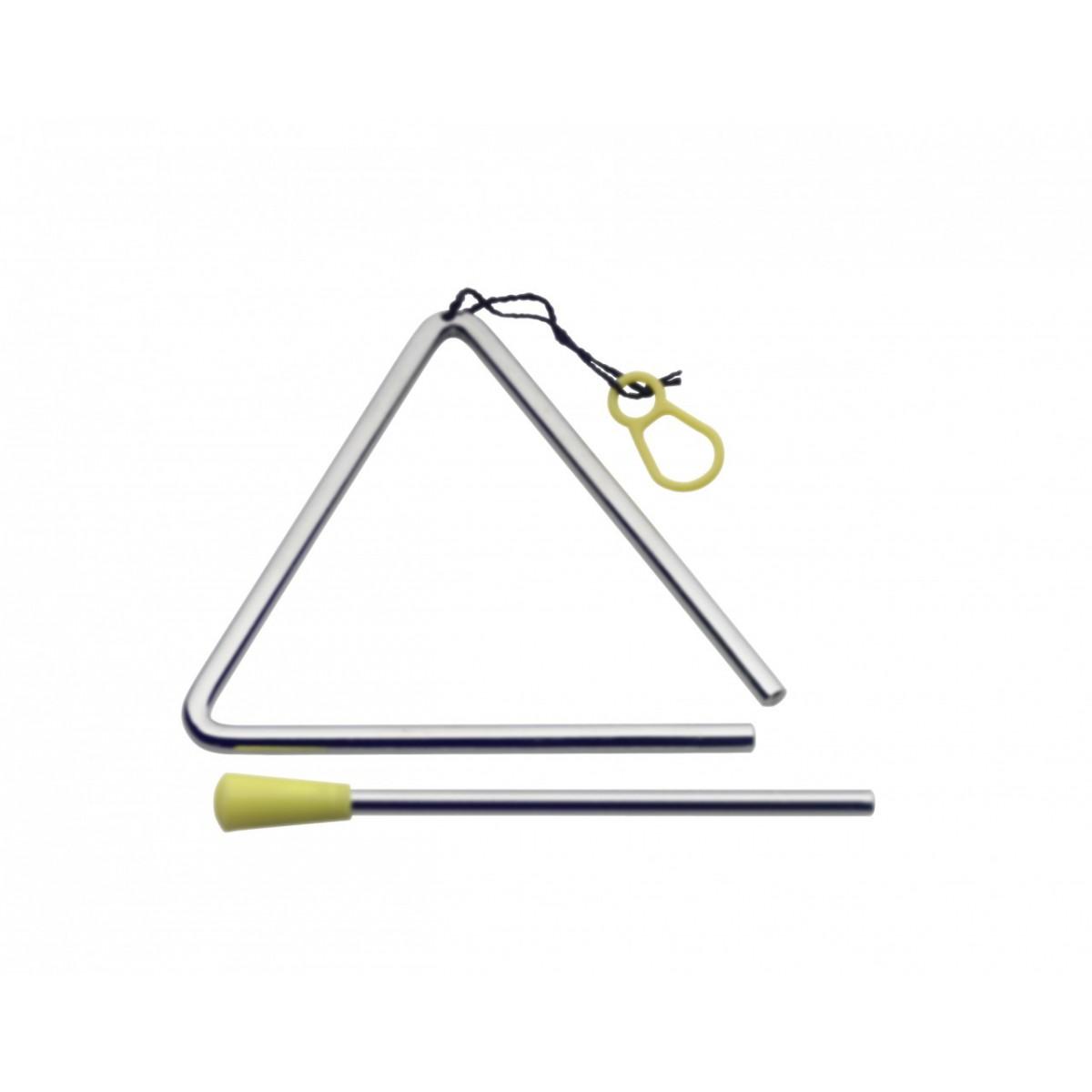 triangel, Metall
