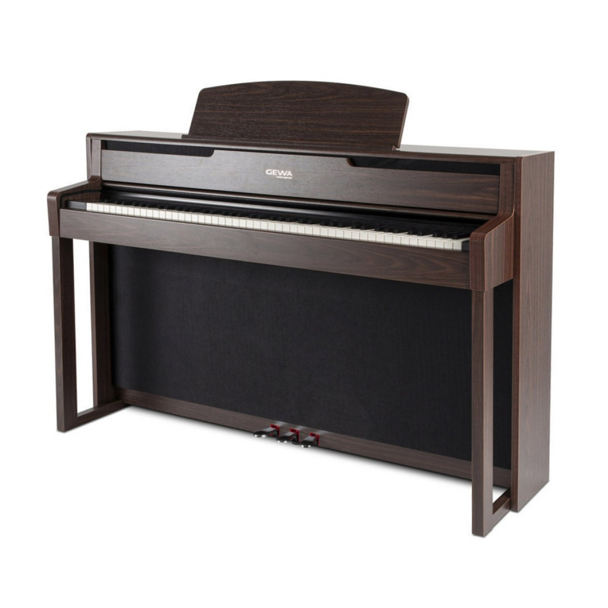 GEWA E-Piano UP 400 Rosenholz
