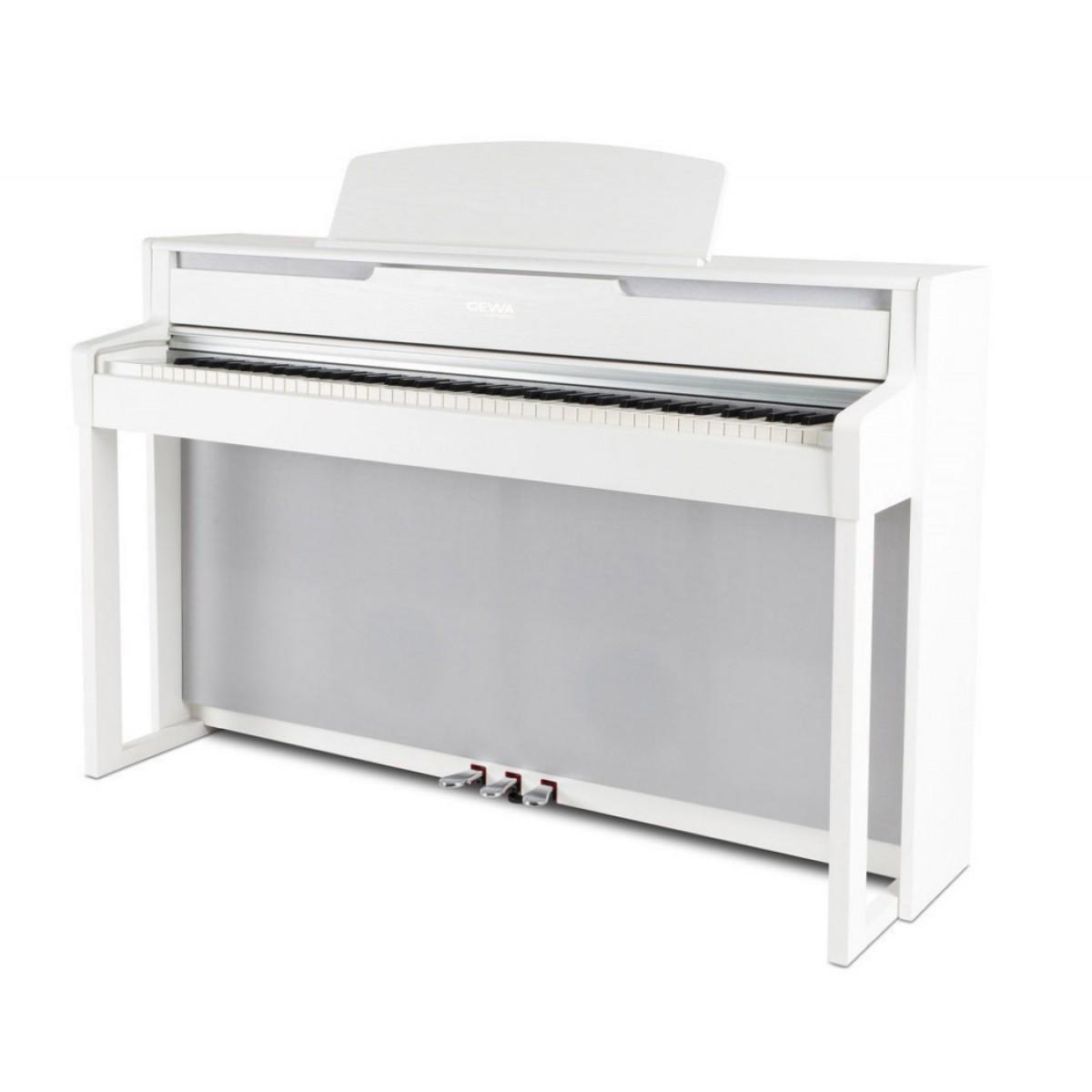 GEWA Digital Piano UP 400 Weiss
