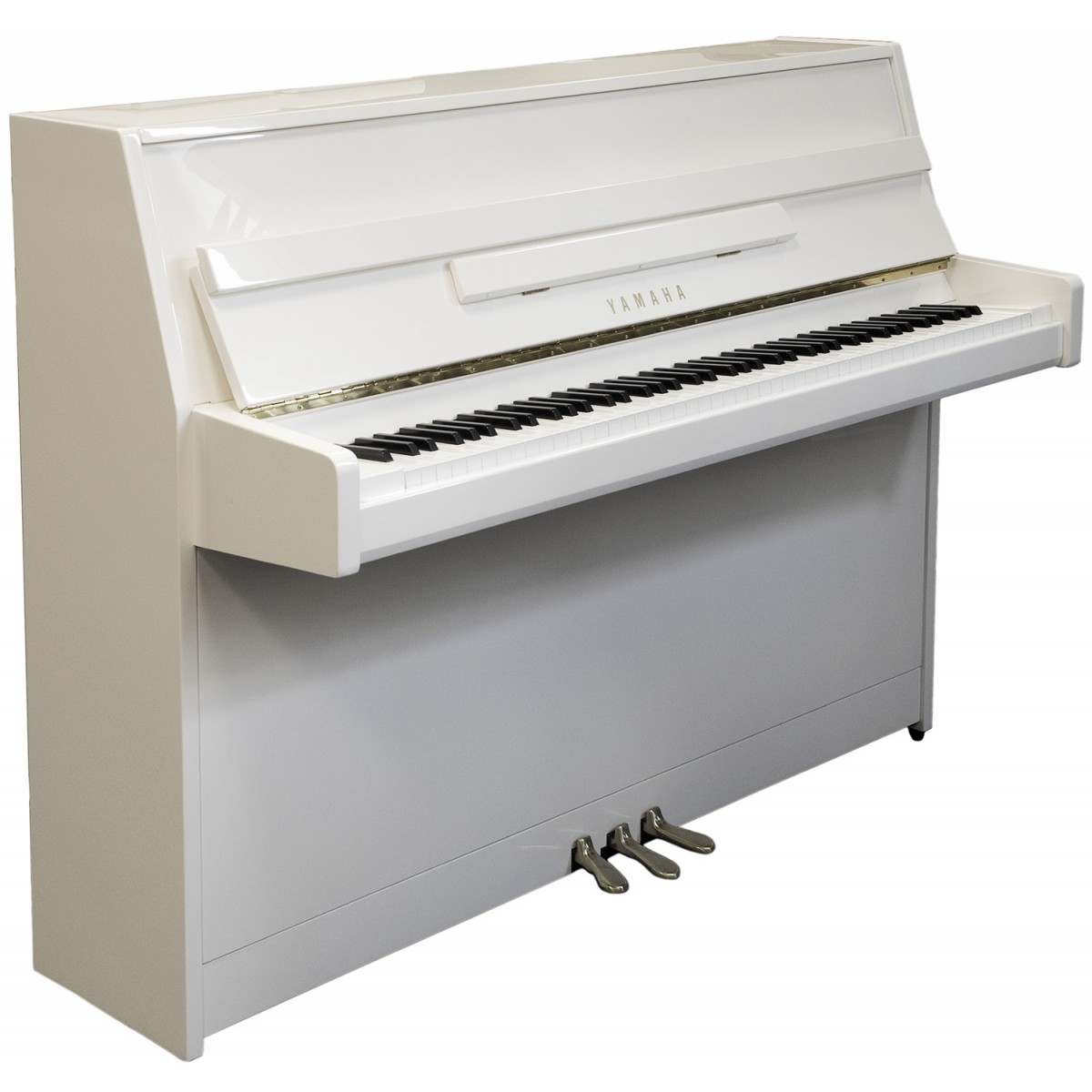 yamaha b1 klavier wei. Black Bedroom Furniture Sets. Home Design Ideas