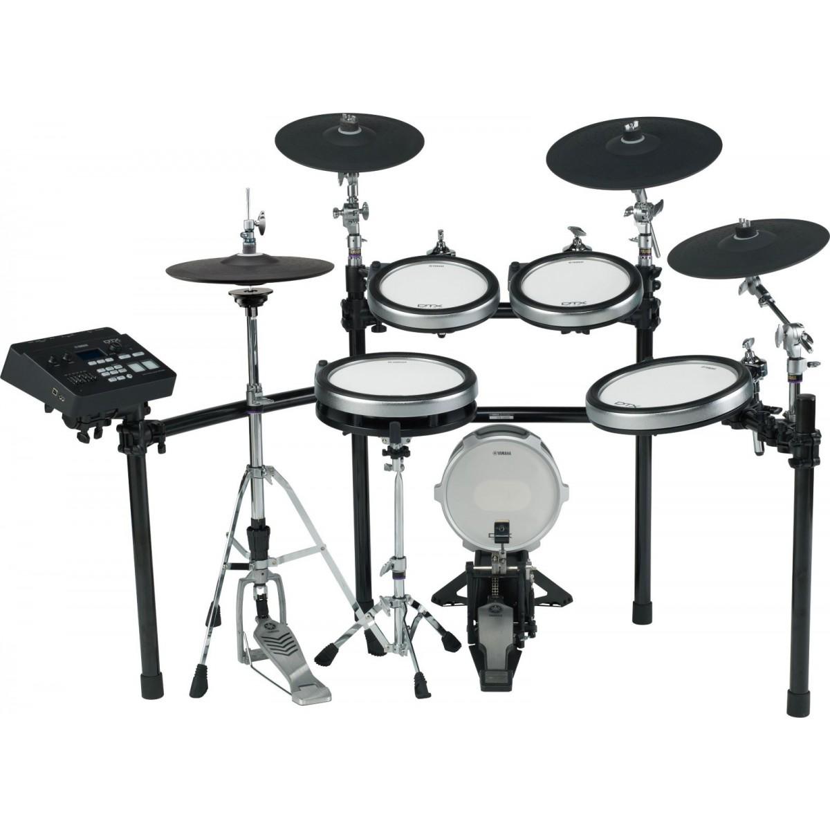 Yamaha DTX760K E-Drum-Set E-Schlagzeug