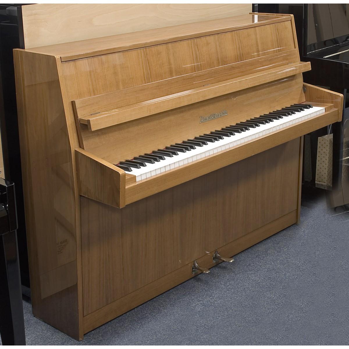 klavier gebraucht, Zimmermann