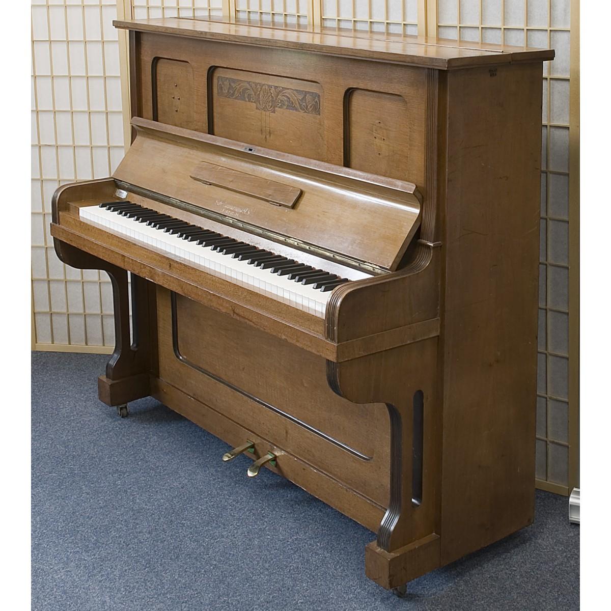 Zimmermann Klavier gebraucht