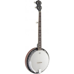 5-string Bluegrass Deluxe Banjo, Stagg