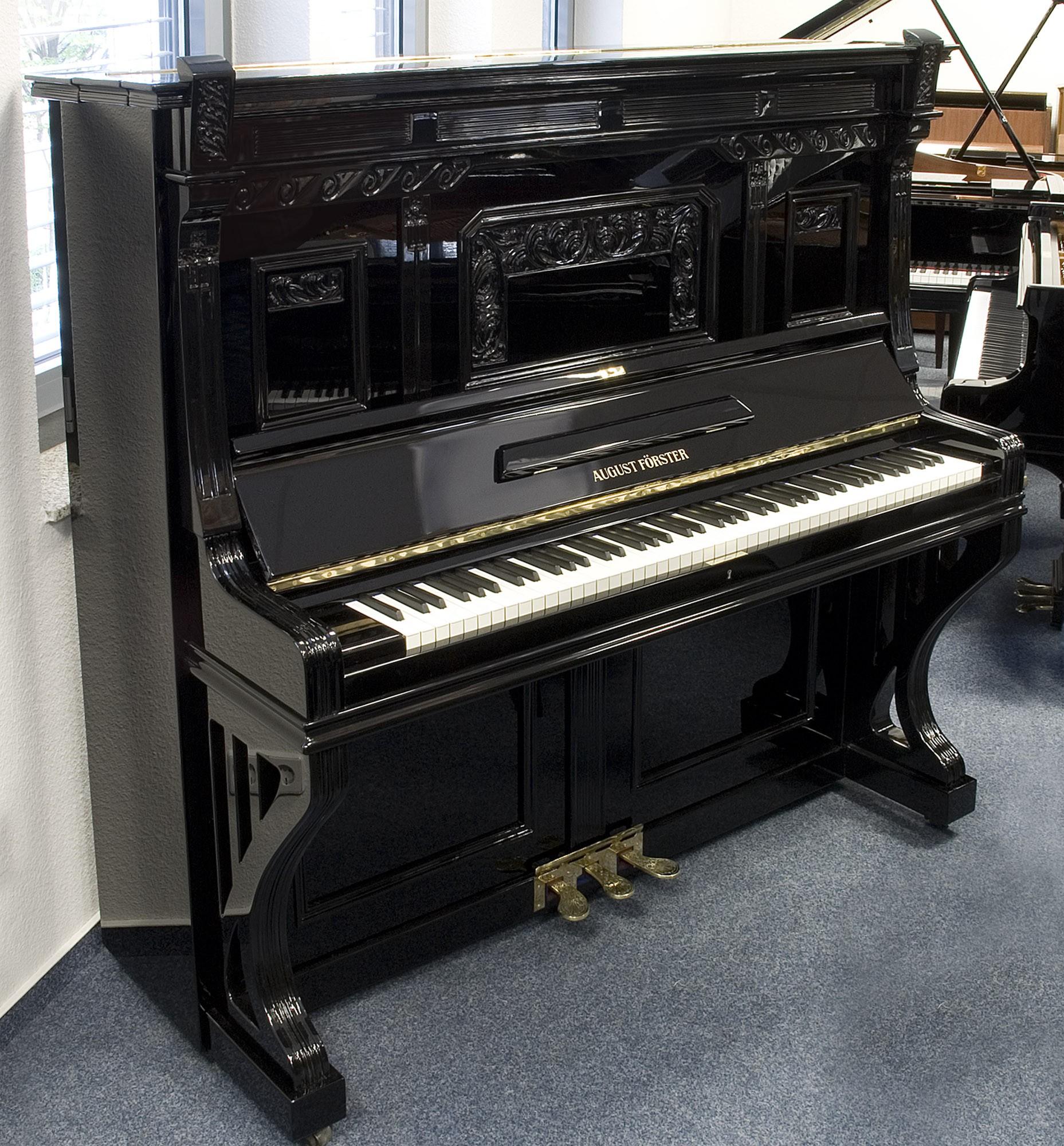 August Förster Klavier 149 cm wie ein kleiner Flügel