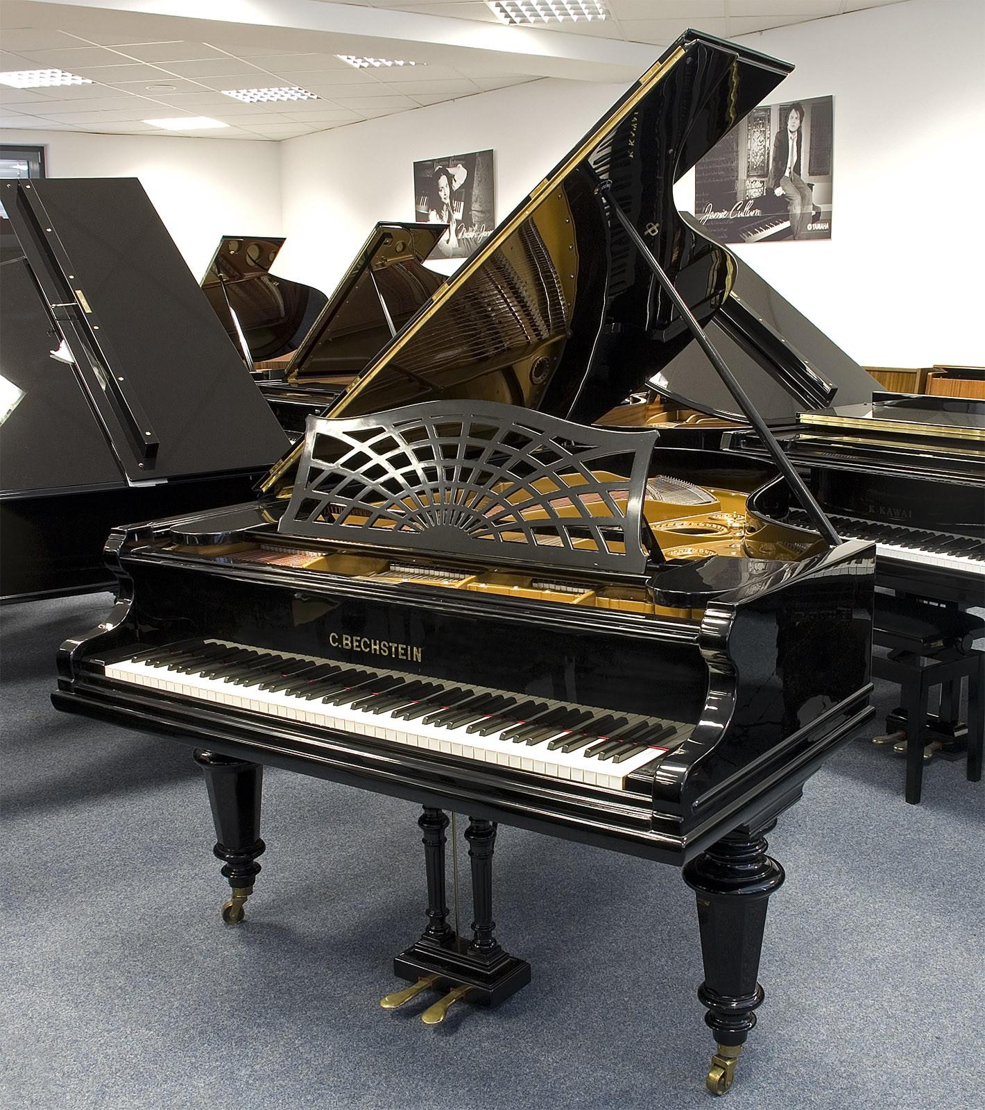 C Bechstein Flügel B203 Grand Piano gebraucht 5 J Gar