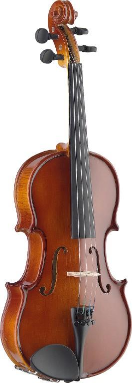 1//2 vollmassive Geige mit Ahorn Korpus mit Koffer und Bogen
