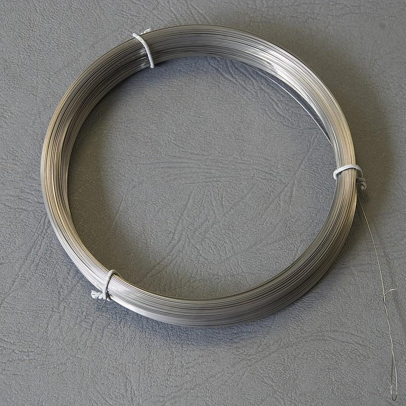 Saiten Draht, Stahldraht, auf Rolle, Röslau, 0,200 mm