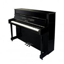 Yamaha B2 Klavier, schwarz Chrom zur Miete