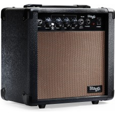 10 W RMS Akustik-Gitarrenverstärker, Stagg