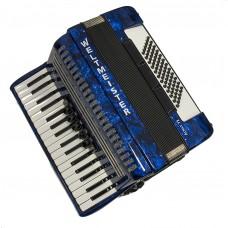 Weltmeister Piano Akkordeon Achat 72 34/72/III/5/3 in blau