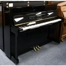 Yamaha Klavier B2 gebraucht, 5 Jahre alt, schwarz Hochglanz, Garantie