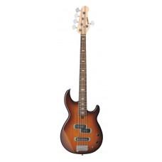 E-Bass Yamaha BB425 tobacco brown sunburst