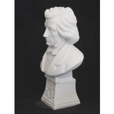 Chopin Büste seitlich