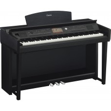 Digitalpiano Yamaha Clavinova CVP-705 B schwarz matt