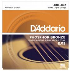 DAddario EJ15 Gitarrensaiten